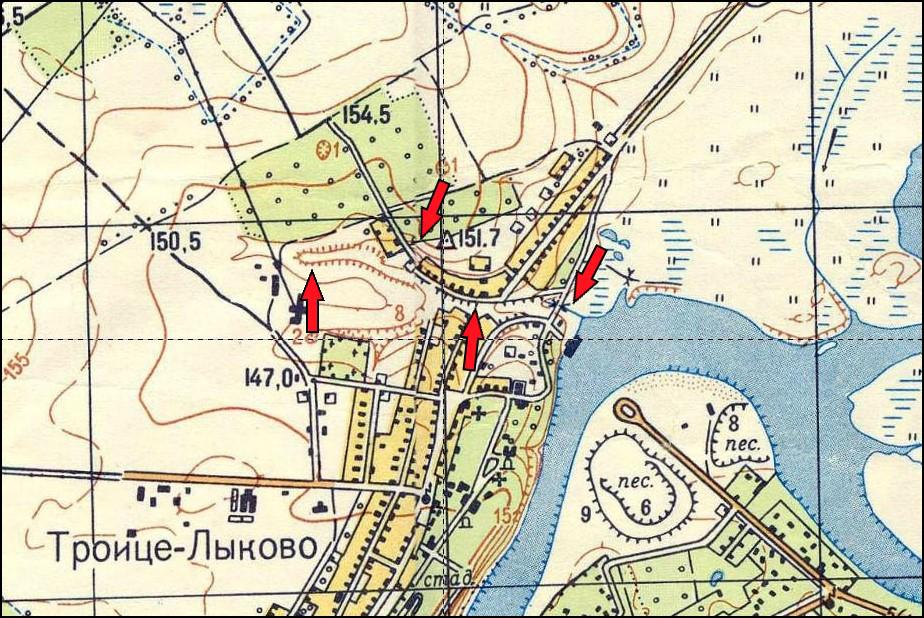 Троице-Лыковский ручей