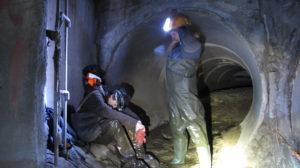 Экскурсия в подземную реку
